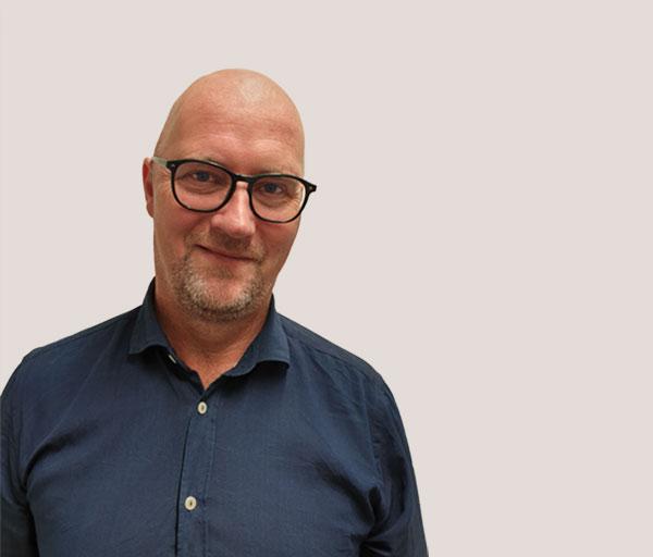 Daniel Carlsson projektledare